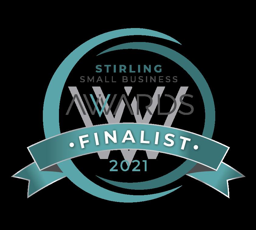 Well Written Stirling Business Awards Finalist